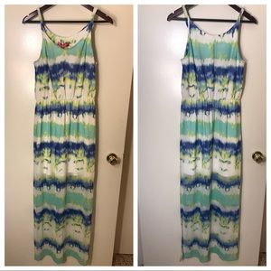 🚨 24 hr SALE🚨NWT Catherine Malandrino maxi dress